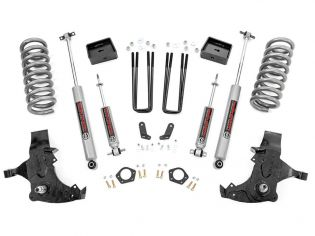 """6"""" 1988-1998 Chevy 1500 Pickup 2WD Lift Kit by Rough Country"""