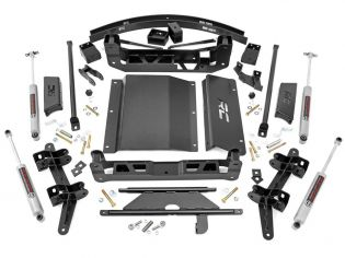 """6"""" 1992-1999 GMC Suburban 1500 4WD Lift Kit by Rough Country"""