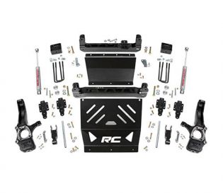 """6"""" 2015-2019 Chevy Colorado 2WD Lift Kit by Rough Country"""