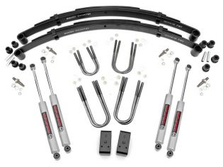 """3"""" 1974-1988 Jeep J10/J20 Pickup 4WD Suspension Lift Kit by Rough Country"""