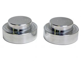 """1"""" H2 2003-2010 Hummer 8 lug Rear Coil Spacers by ReadyLift"""