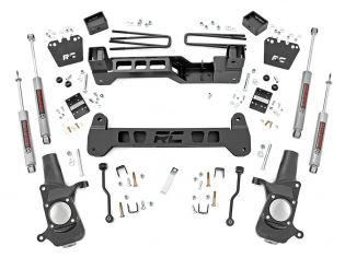 """6"""" 2001-2010 GMC Sierra 2500HD 2WD Lift Kit by Rough Country"""