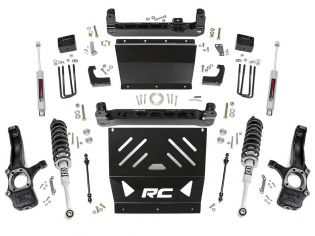"""4"""" 2015-2021 GMC Canyon 4wd & 2wd Lift Kit by Rough Country"""