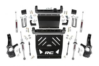 """6"""" 2015-2021 Chevy Colorado 4wd & 2wd Lift Kit by Rough Country"""