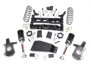 """5"""" 2007-2013 Chevy Tahoe 4wd & 2wd Lift Kit (w/lifted struts) by Rough Country"""