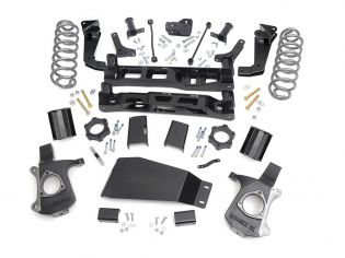 """7"""" 2007-2014 Chevy Suburban 1500 4wd & 2wd Lift Kit by Rough Country"""