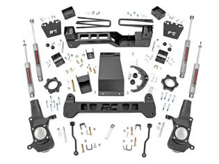 """6"""" 2001-2010 GMC Sierra 2500HD/3500 4WD Lift Kit by Rough Country"""
