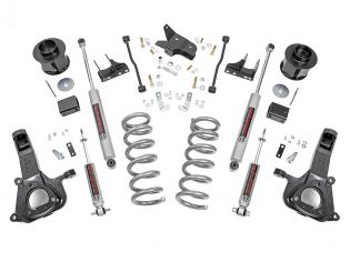 """6"""" 2009-2018 Dodge Ram 1500 2WD (w/V8 engine) Lift Kit by Rough Country"""