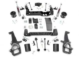 """6"""" 2009-2011 Dodge Ram 1500 4WD Lift Kit by Rough Country"""