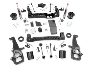 """6"""" 2012-2018 Dodge Ram 1500 4WD Lift Kit by Rough Country"""