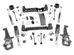 """6"""" 2012-2018 Dodge Ram 1500 4WD Lift Kit (w/lifted struts) by Rough Country"""