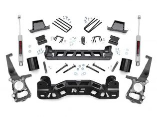 """6"""" 2011-2014 Ford F150 2WD Lift Kit by Rough Country"""