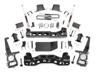 """6"""" 2011-2014 Ford F150 4WD Lift Kit by Rough Country"""