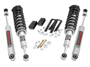"""3"""" 2005-2021 Toyota Tacoma 4wd Lift Kit (w/lifted struts) by Rough Country"""