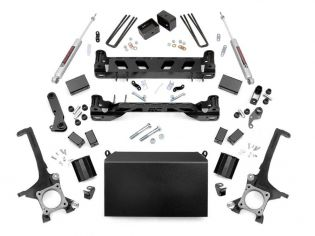 """4"""" 2016-2021 Toyota Tundra 4wd & 2wd Lift Kit by Rough Country"""