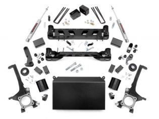 """6"""" 2016-2021 Toyota Tundra 4wd & 2wd Lift Kit by Rough Country"""