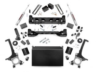 """6"""" 2007-2015 Toyota Tundra Lift Kit by Rough Country"""