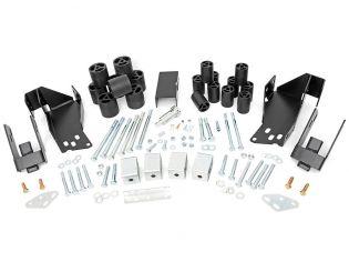 "Sierra 1500 2007-2013 GMC 3"" Body Lift Kit by Rough Country"