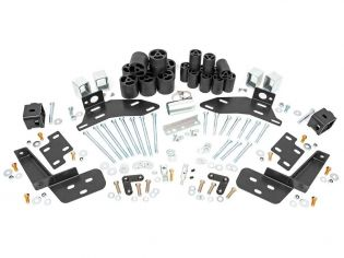 """Pickup 1500 1988-1994 Chevy 3"""" Body Lift Kit by Rough Country"""