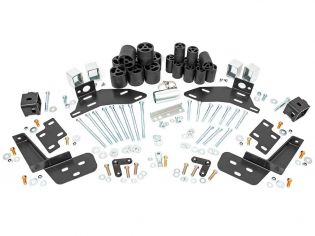 """Pickup 1500 1995-1998 Chevy 3"""" Body Lift Kit by Rough Country"""