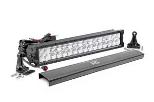 """20"""" Cree LED Light Bar - (Dual Row   X5 Series) by Rough Country"""