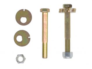 Wrangler JK 2007-2018 Jeep 4WD Degree Front Cam Bolt  Kit by Rubicon Express