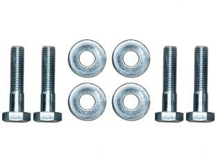 """Comanche 1986-1992 Jeep - 1"""" Lowering Transfer Case Drop Kit by Rubicon Express"""