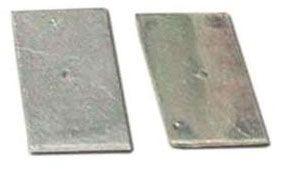 """4 Degree Shim 2.5"""" Wide - Aluminum, Skyjacker by Skyjacker"""