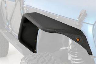 JK 2007-2018 Jeep Wrangler Front Flux Flare by Smittybilt