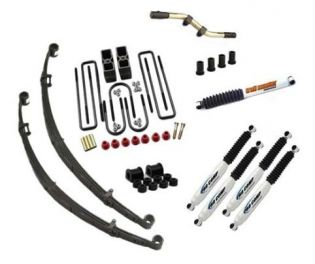"""5"""" 1979-1985 Toyota Pickup 4WD Deluxe Lift Kit  by Jack-It"""