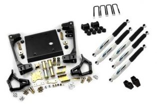 """4"""" 1986-1988 Toyota Pickup 4WD Deluxe Lift Kit  by Jack-It"""