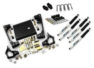 """4"""" 1989-1995 Toyota Pickup 4WD Deluxe Lift Kit  by Jack-It"""