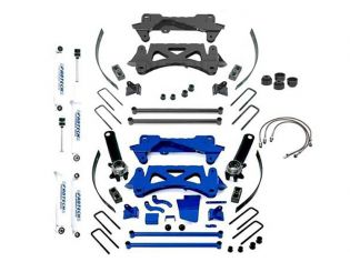 """6"""" 1995.5-2004 Toyota Tacoma 4 cyl 4WD Deluxe Lift Kit  by Jack-It"""