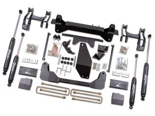 """6"""" 1992-1998 Chevy Suburban/Tahoe 1500 4WD Lift Kit by Zone"""