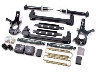 """6.5"""" 2007-2013 GMC Sierra 1500 2WD Lift Kit by Zone"""