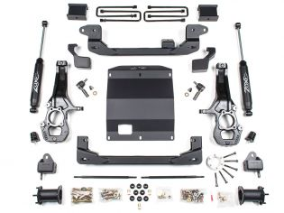 """5.5"""" 2015-2019 Chevy Colorado Lift Kit by Zone"""