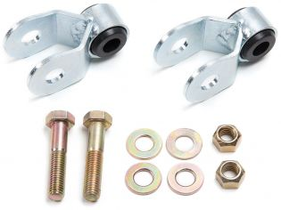 """Blazer 1973-1991 Chevy/GMC w/ 2-6"""" Lift 4WD - Front Sway Bar Shackle Link Kit by Zone"""