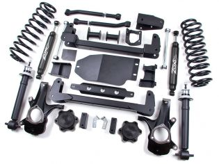 """6"""" 2007-2014 Chevy Suburban / Tahoe 1500 4WD IFS Lift Kit by Zone"""