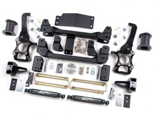 """6"""" 2014 Ford F150 4WD Lift Kit by Zone"""