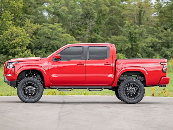 rough country 6 inch lift kit side
