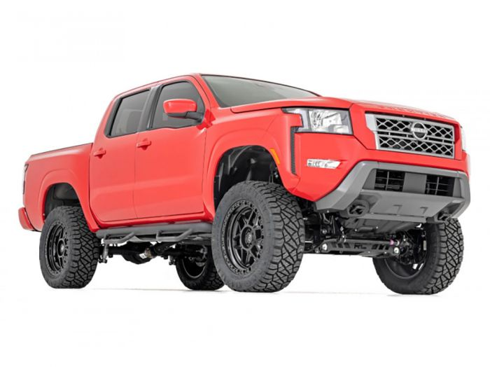 rc 6 inch nissan frontier lift kit