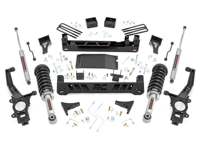 83731 rough country lift kit with struts