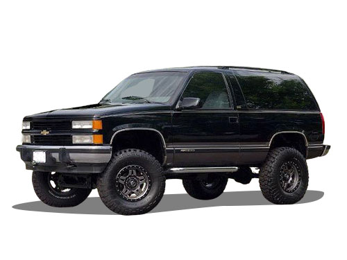 1992-1994 Blazer Lift Kits