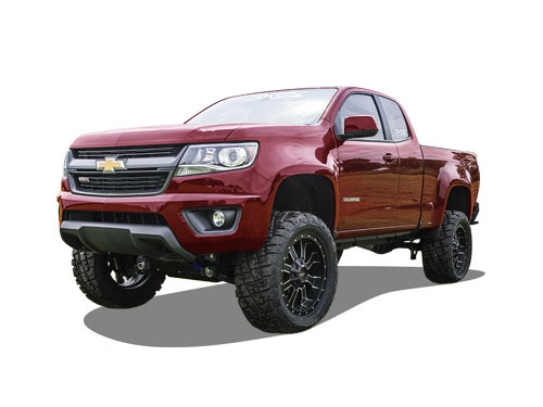 2015-2021 Colorado Lift Kits