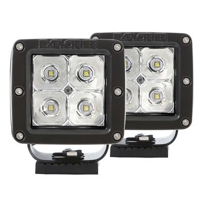 Square LED Lights