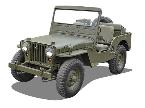 CJ2 / CJ3 / M38 Lift Kits