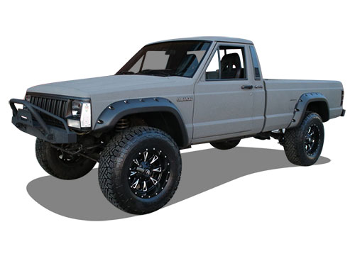 Comanche Lift Kits