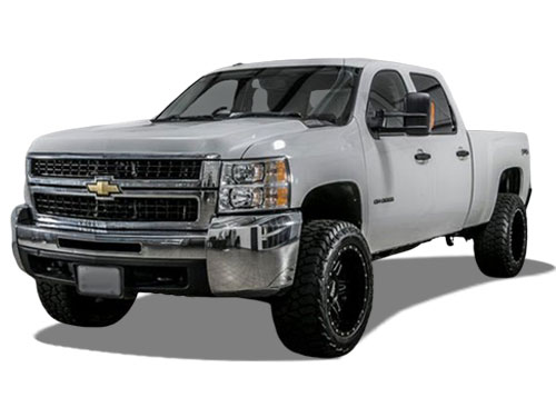 Silverado 1500HD Lift Kits