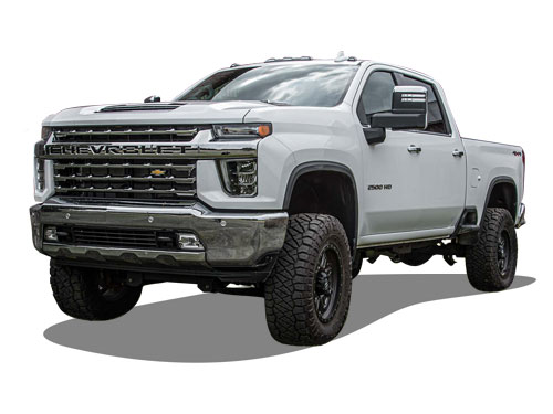 Silverado 2500HD Lift Kits
