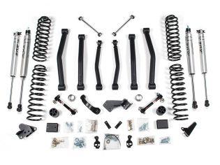 """4"""" 2007-2011 Jeep Wrangler JK 4WD (2-Door) Lift Kit by BDS Suspension"""